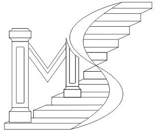 логотип компании Деревянные лестницы Massiv-Stairs