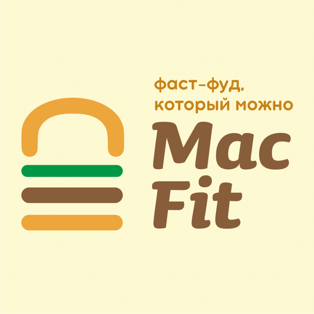 логотип компании MacFit