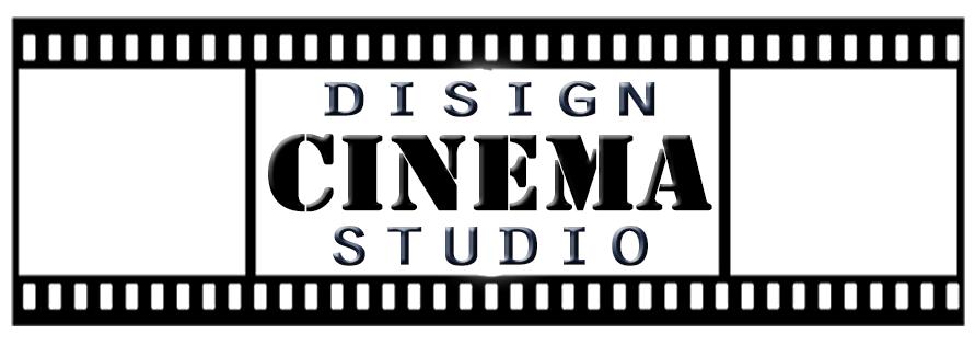 логотип компании Студия дизайна CINEMA