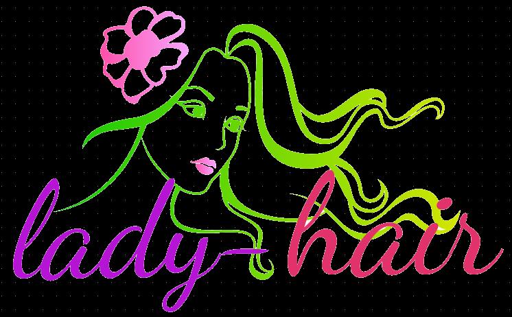 логотип компании Леди Волос