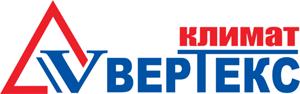 логотип компании Вертекс-Климат