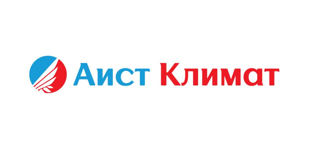 логотип компании Аист Климат