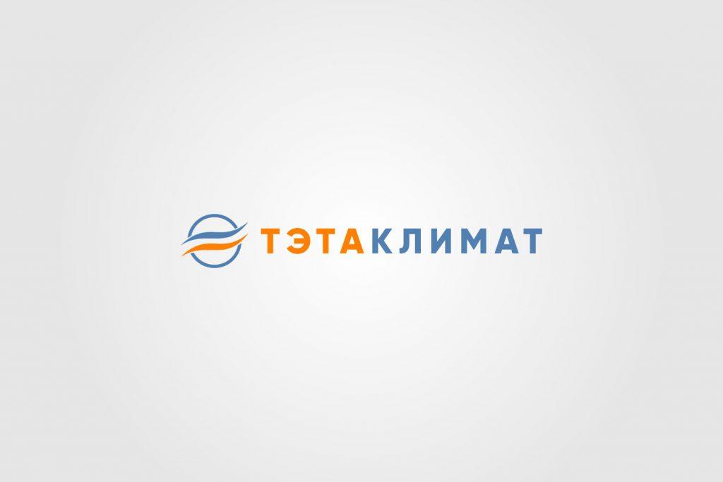 логотип компании ТЭТАКЛИМАТ