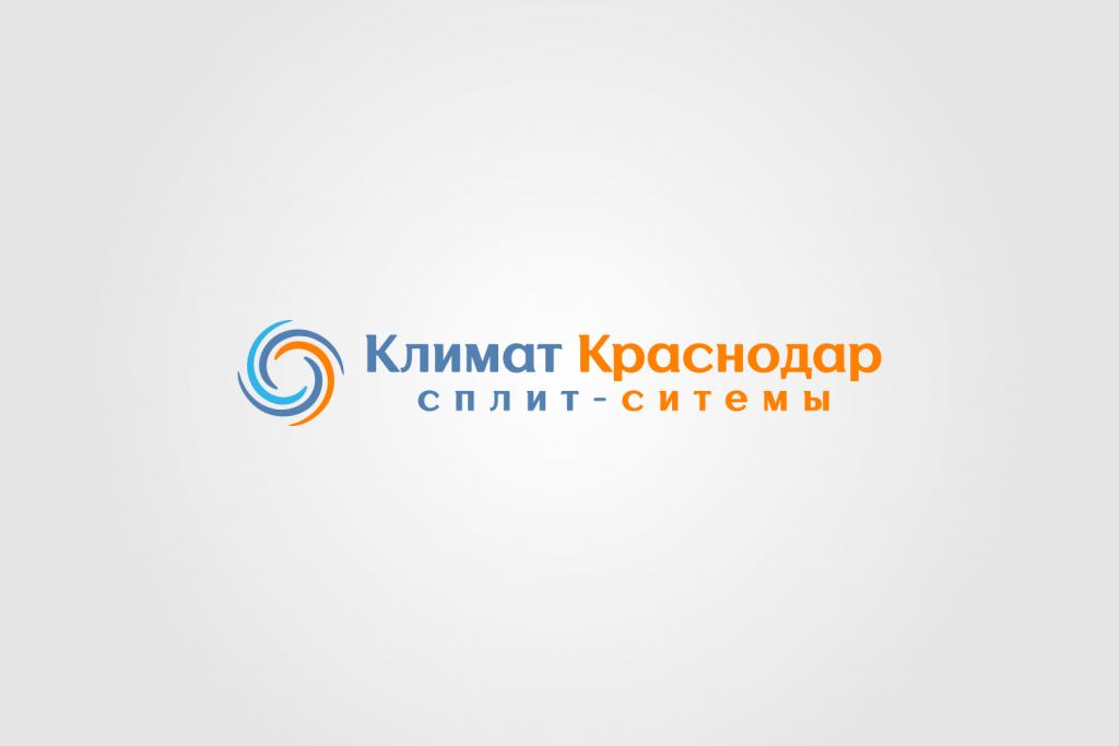логотип компании Климат Краснодар