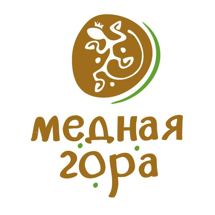 логотип компании ювелирный магазин Медная Гора