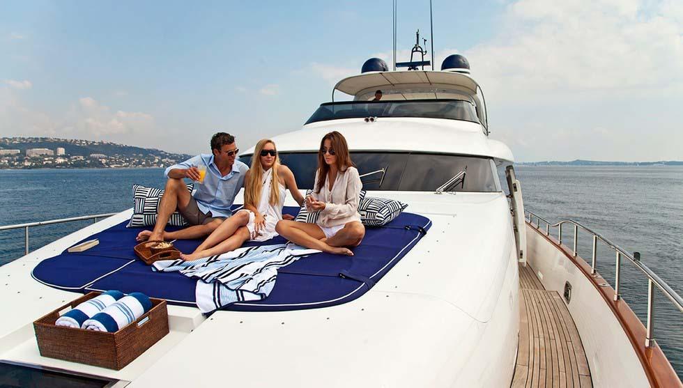 логотип компании Yachts Calypso