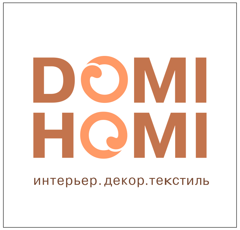 логотип компании DOMI HOMI