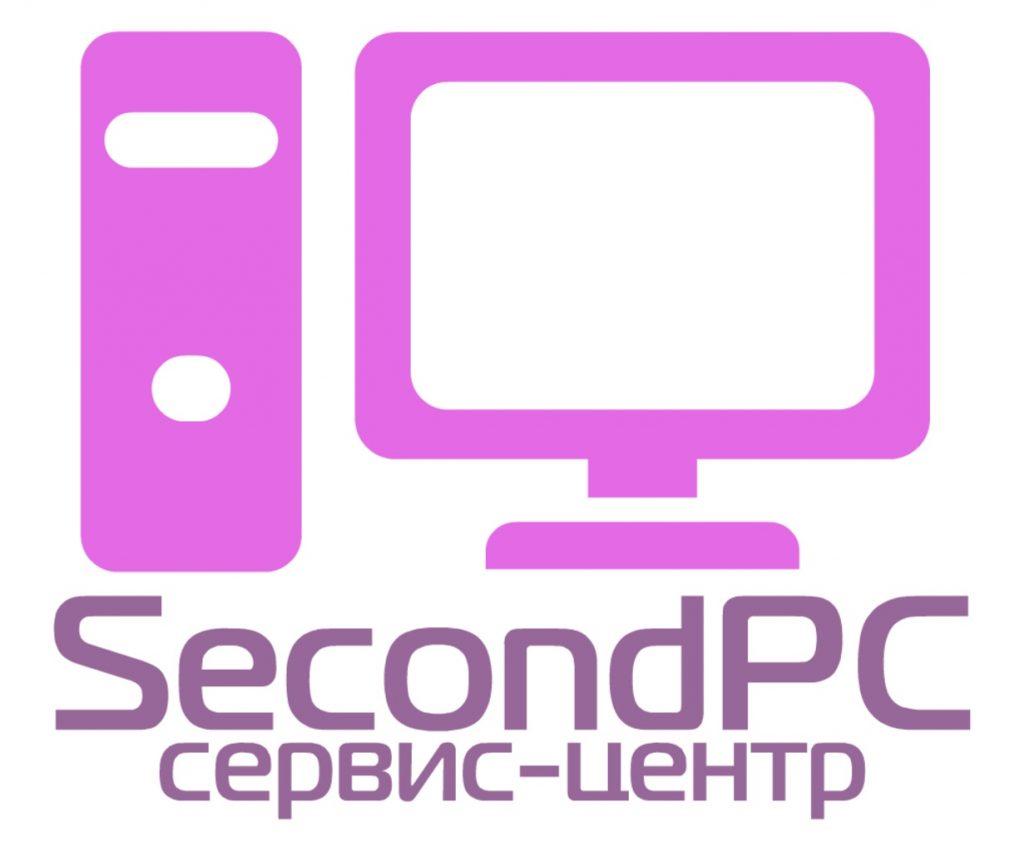 логотип компании SecondPC сервис-центр
