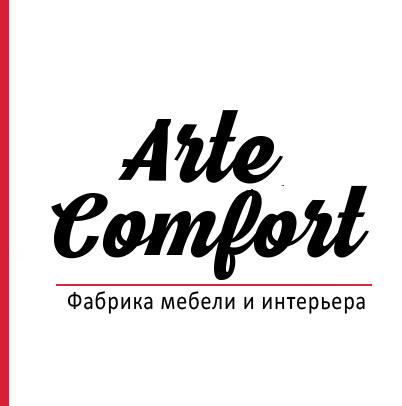 логотип компании ARTE Comfort | Mebel & Interior