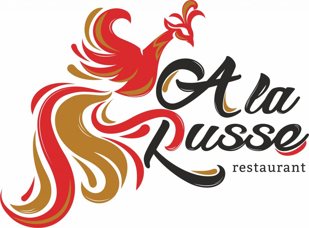 логотип компании A la Russe