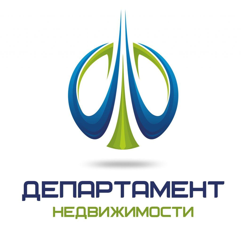 логотип компании Департамент недвижимости