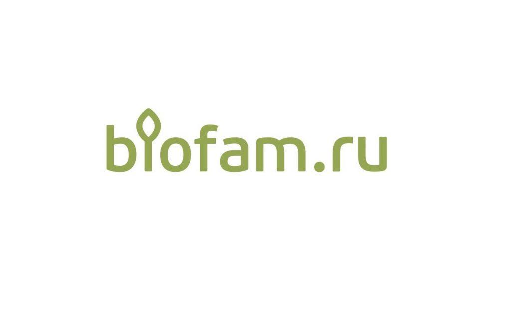 логотип компании Biofam