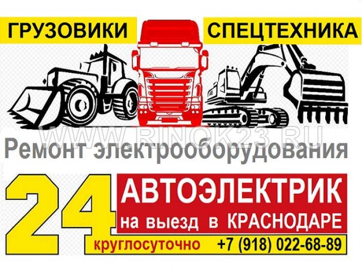 логотип компании Автоэлектрик на выезд