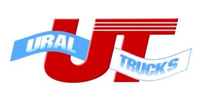 """логотип компании Автобусы и спецтехника из Германии от компании """"URALTRUCKS"""""""