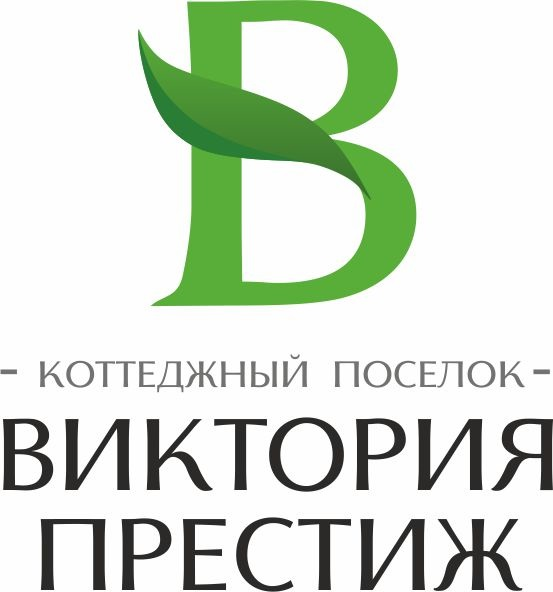 логотип компании Виктория Престиж