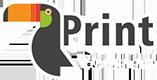 логотип компании Toucan Print