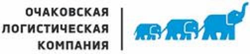 логотип компании «Очаковская Логистическая Компания» («О.Л.К.»)