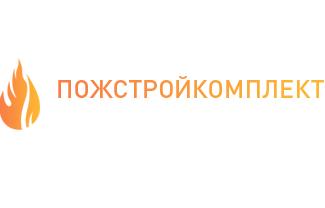 """логотип компании ООО """"ПожСтройКомплект"""""""