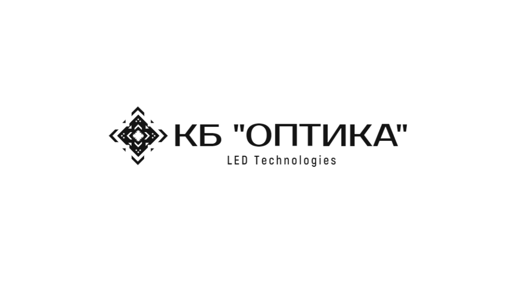 логотип компании Конструкторское Бюро Оптика