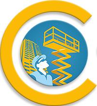 логотип компании СПЕЦИНЖИНИРИНГ – Аренда подъемников