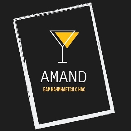 логотип компании Аманд