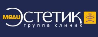 логотип компании МедиЭстетик