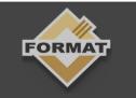логотип компании ПК Формат