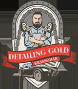 логотип компании Detailing Gold