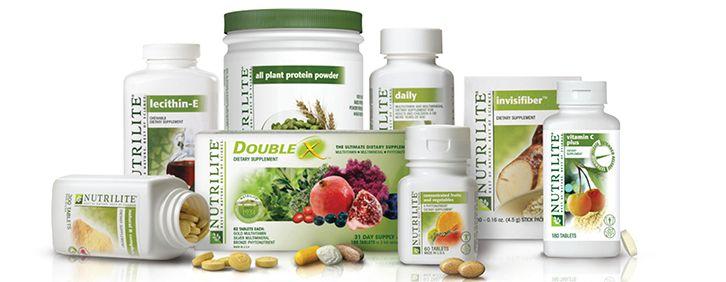 логотип компании nutrilite
