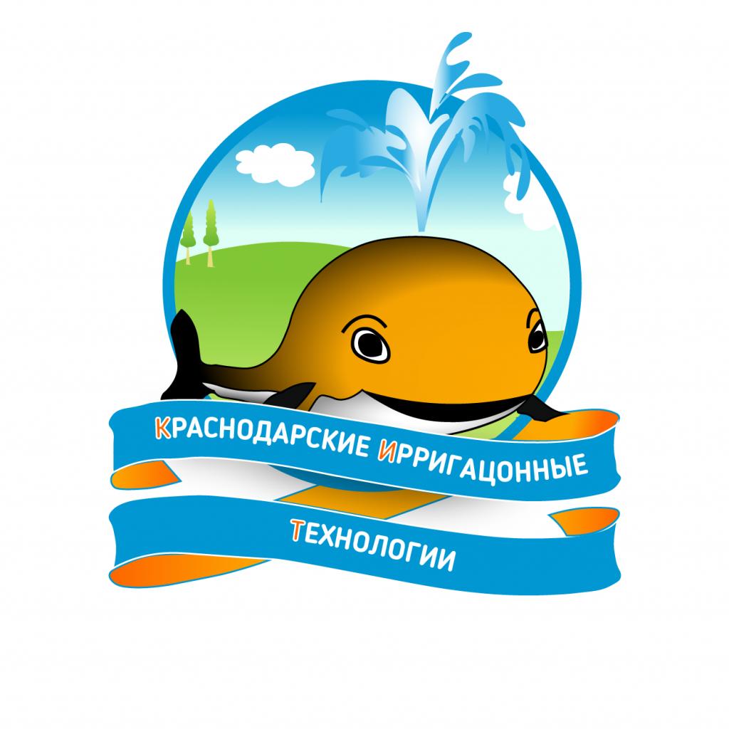 логотип компании КРАСНОДАРСКИЕ ИРРИГАЦИОННЫЕ ТЕХНОЛОГИИ