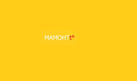 логотип компании Мамонт