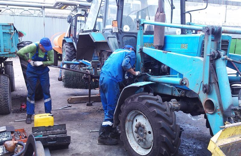 логотип компании Ремонт тракторов Краснодар с выездом. капитальный ремонт тракторов с гарантией