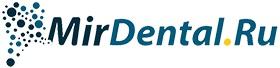логотип компании MirDental.ru Стоматологическое оборудование