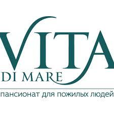 логотип компании Сеть пансионатов для пожилых «Vita di mare»