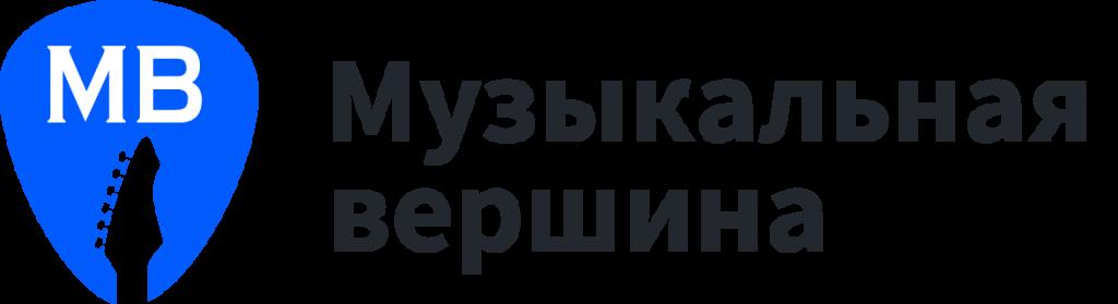 логотип компании Музыкальная вершина