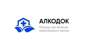 логотип компании Наркологическая клиника АлкоДок