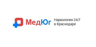 логотип компании Наркологическая клиника МедЮг
