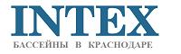 логотип компании Интекс-каркасные-бассейны-Краснодар